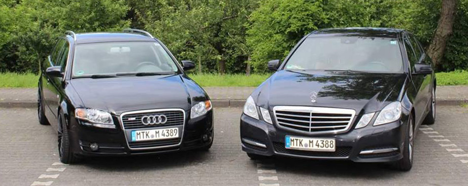 Audi Limousine