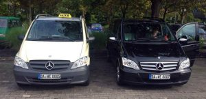 Taxi Fuhrpark
